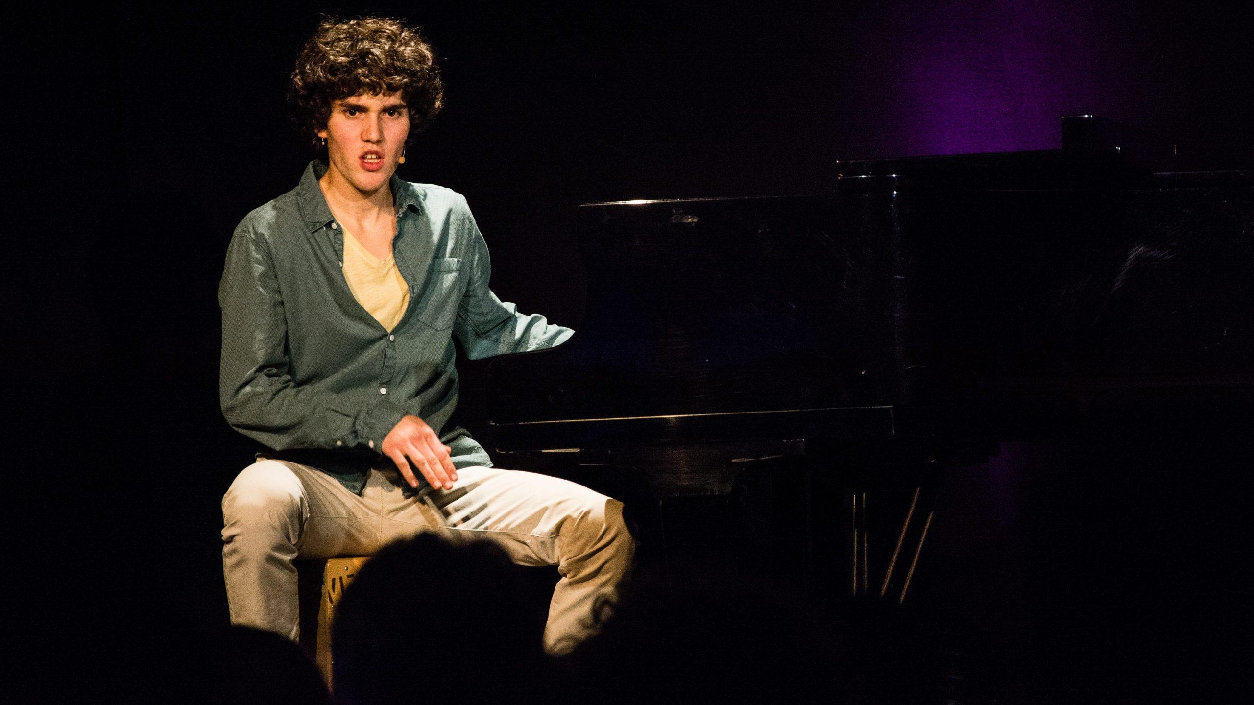 Klavierkabarett; Bild: Hanno Müller